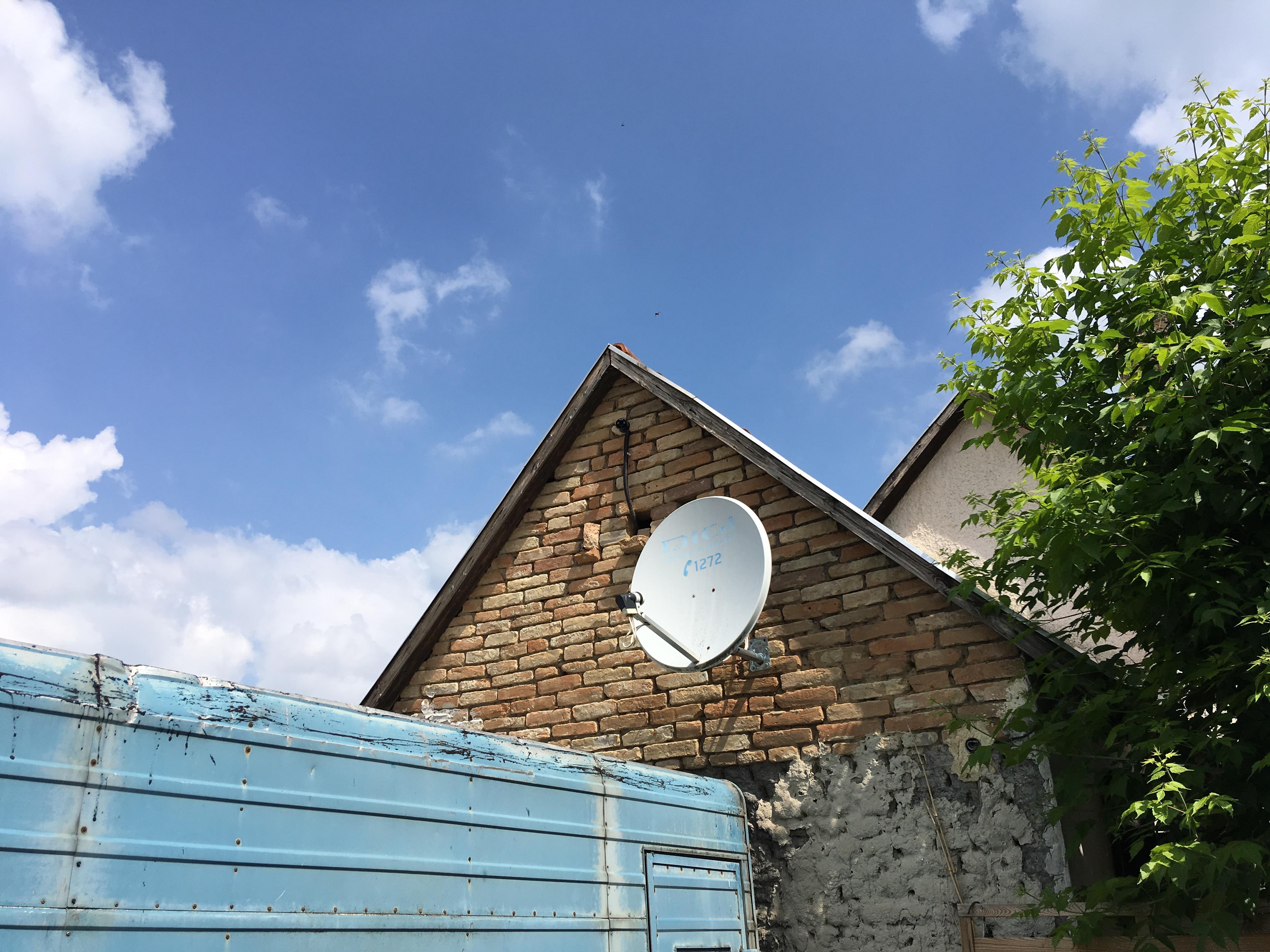 biztonsági kamera házfelújításhoz