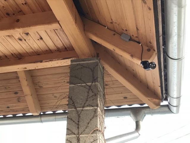 Full HD biztonsági kamera