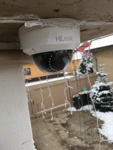 hilook 4mp IP kamera