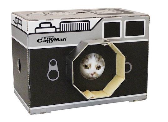 cat night vision camera