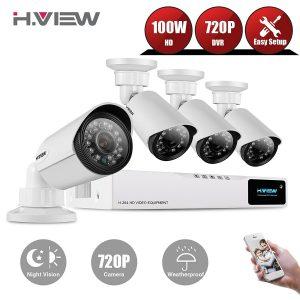 H.View 1 Megapixel ahd kamera