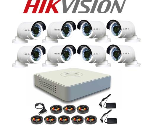 hikvision kamera rendszer