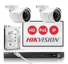 Kikvision IP POE kamera szett, Legjobb IP kamera rendszer