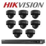 Hikvision IP kamera rendszer