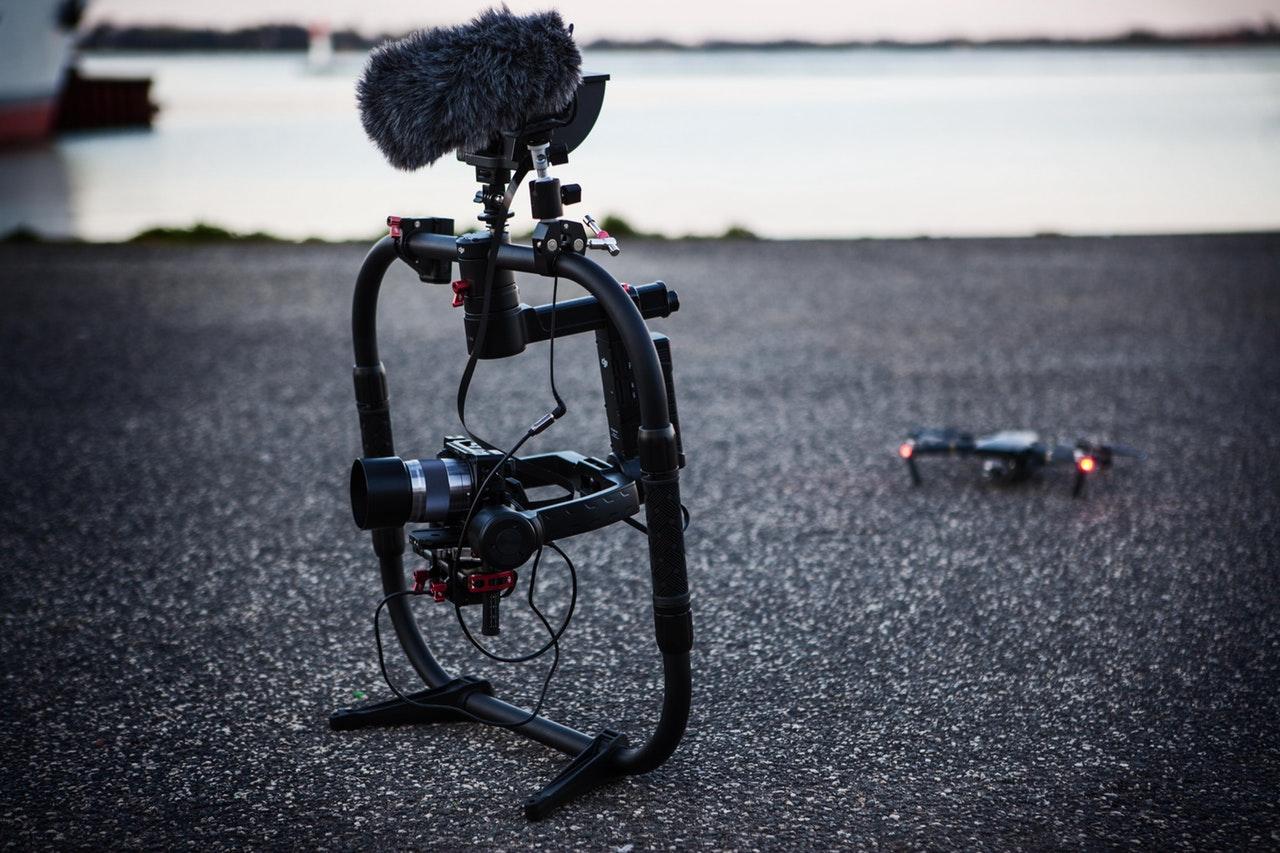 Mikrofon és kamera