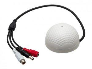 CCTV kamera mikrofon