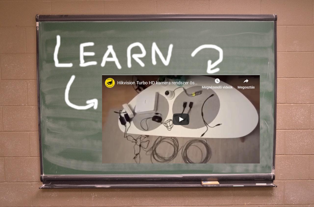 Oktató videók