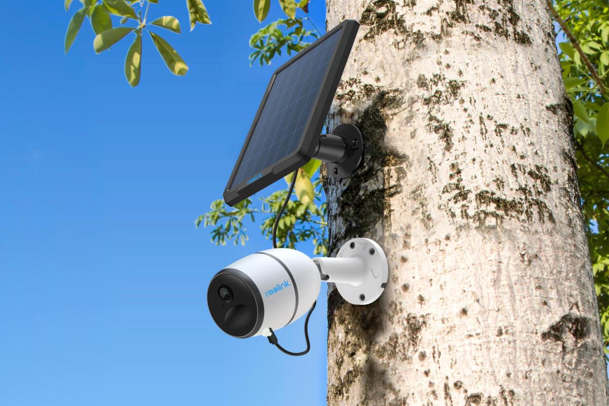 Akkumulátoros kamera mobilnettel